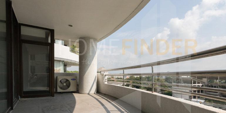 Bann Yen Arkard Condominium (2bed 245sq.m. 65k)-11