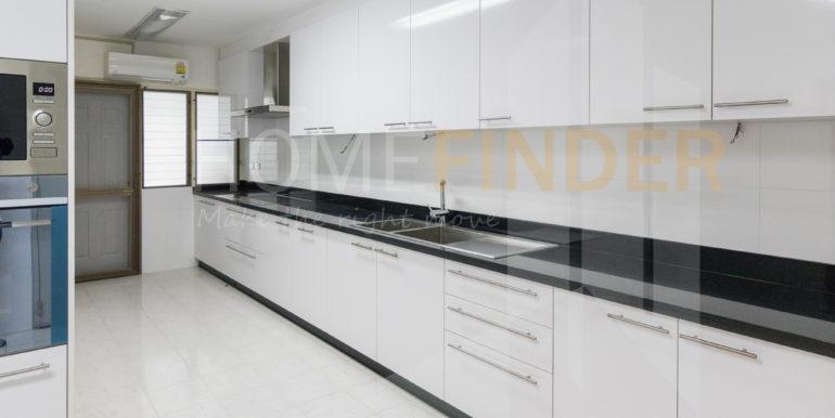 Bann Yen Arkard Condominium (2bed 245sq.m. 65k)-6