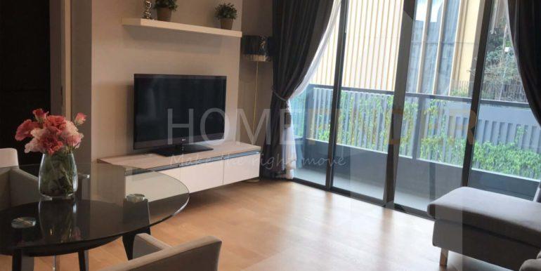 The Lumpini 24 - Sukhumvit - Living Room