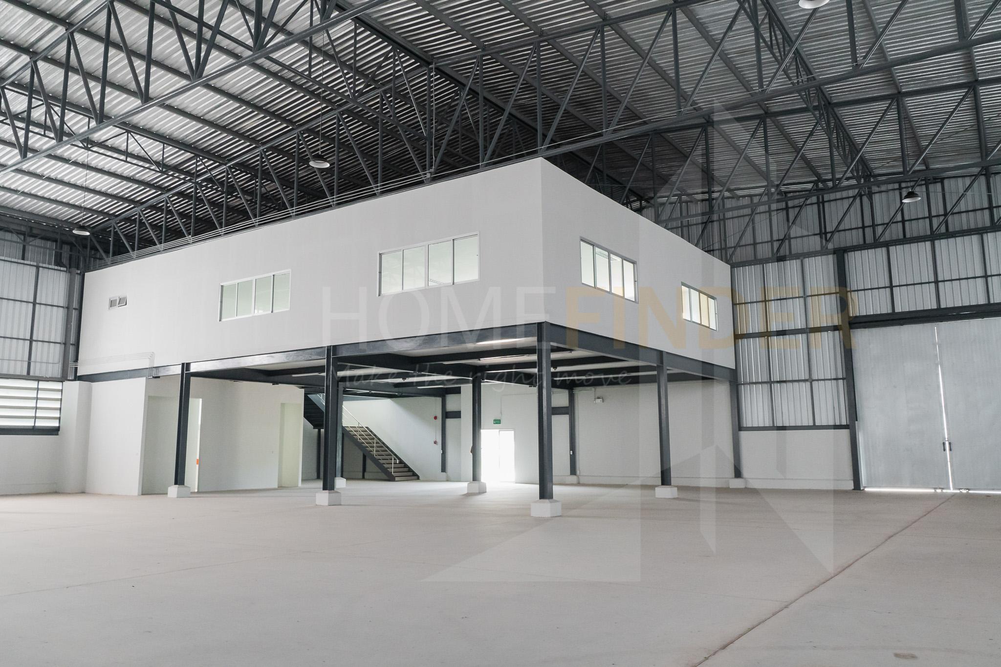 Chonburi Warehouse for rent