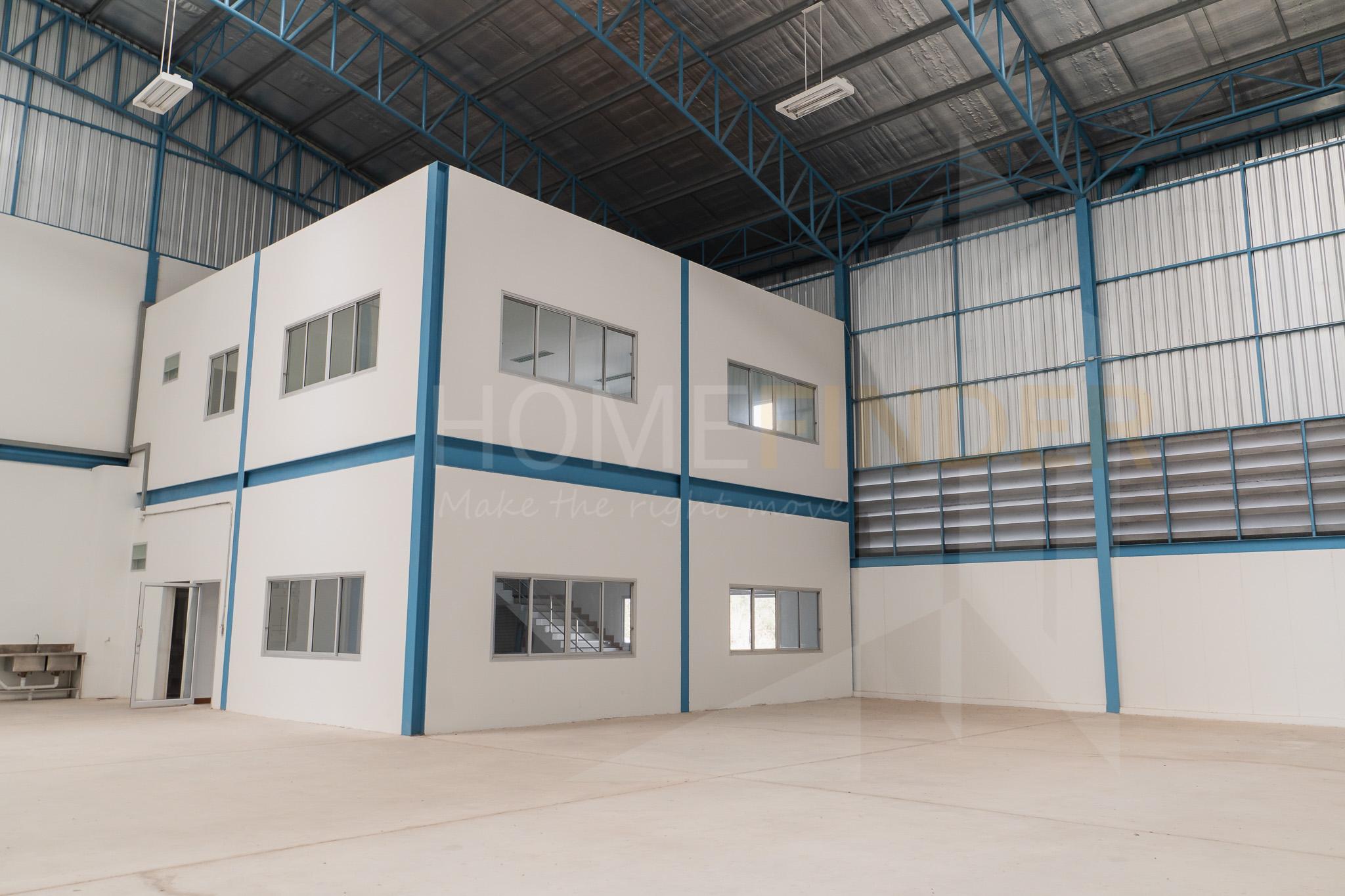 Chon buri warehouse for rent