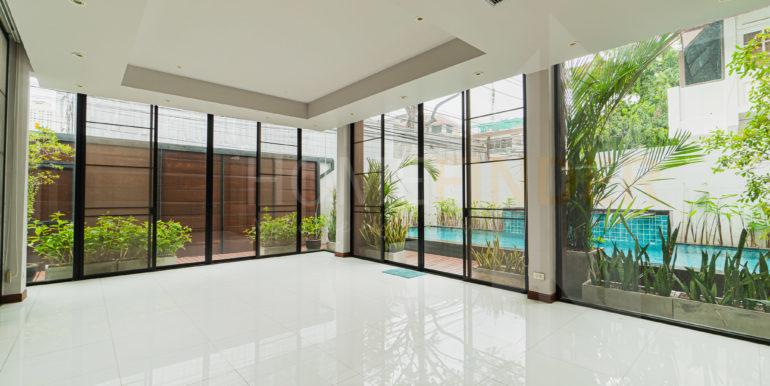 House Thonglor Sukhumvit 34 (4bed 450sqm 170k)